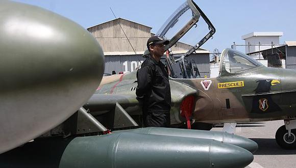 Fuerza Aérea pondrá a prueba una de las naves hoy. (Perú21)