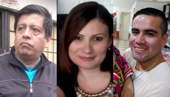 Cromwell Gálvez, la ciudadana venezolana Iliana Ojeda Trejo y Lionel Saavedra Pari son algunos de los  involucrados en los casos policiales más sonados respecto a robos millonarios a empresas, compañías de seguro o entidades bancarias.(Foto: Captura América y archivo GEC)