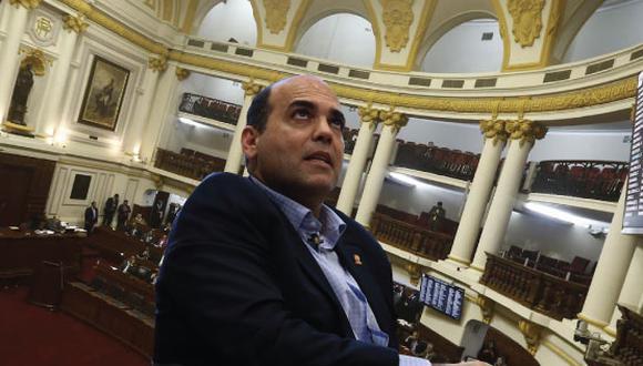 Fernando Zavala. (Perú21)