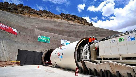 El proyecto de irrigación Majes-Siguas II se ubica en Arequipa. (Foto: GEC)