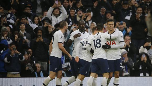Tottenham y Leipzig quieren encaminar su pase a cuartos de final de la Champions. (Foto: AFP)
