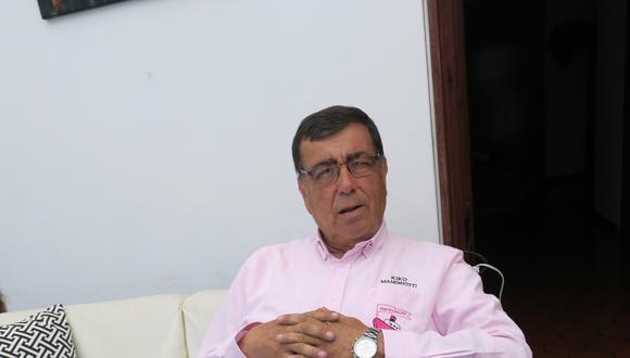 Pugnas. Gobernador acusa a funcionario Constantino Galarza por tres delitos, entre ellos tentativa de homicidio calificado.