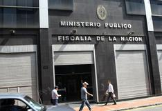 Fiscalía realiza allanamientos en Lima y otras regiones por presunta organización criminal vinculada a personal de Sutran