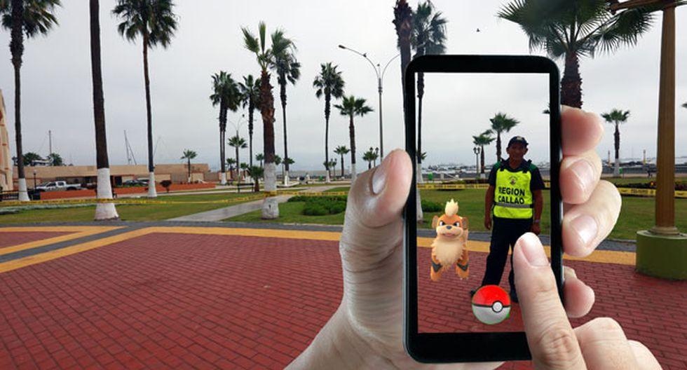 La Punta ha establecido horarios y zonas para usar Pokémon GO. (Composición)