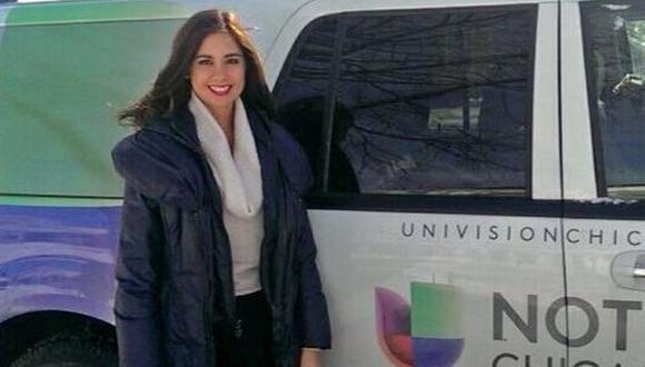 Jessica Tapia sorprende con una foto suya de hace más de 20 años   (Foto: Twitter)