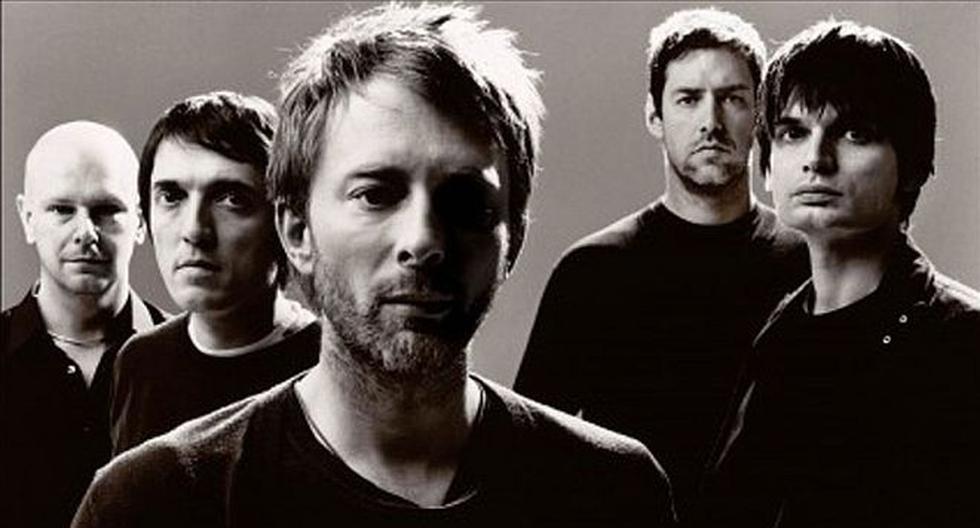 Radiohead: Banda de rock alternativo formada en 1985, en Inglaterra. Su alineación está compuesta por Thom Yorke, Jonny Greenwood,Ed O'Brien, Colin Greenwood y Phil Selway. (Rockaxis)