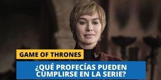 Game of Thrones: Análisis de la serie y profecías que pueden cumplirse