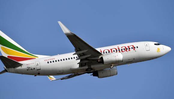 Un avión similar a este fue el que sufrió el accidente. (Foto: AFP)
