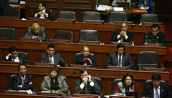 Congresistas deberán aprobar la propuesta. (Perú21)