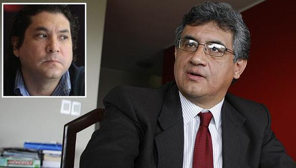 Juan Sheput habló sobre aspiraciones políticas de Gastón Acurio. (Luis Gonzales)