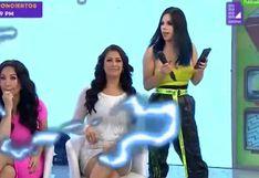 'Chica Badabun' expuso chat íntimo de un tal 'Chris' en el celular de Karla Tarazona