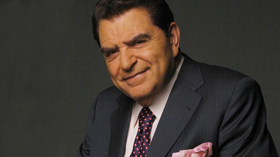 Don Francisco regresará a la televisión latina con programa de entrevistas. (T13.cl)