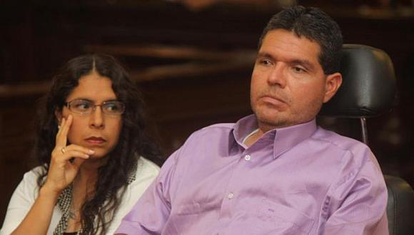 Michael Urtecho: Sala resolverá el lunes si revoca arresto domiciliario. (Difusión)