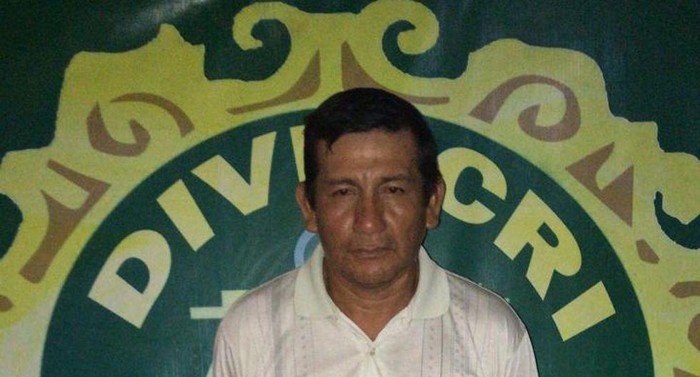 Carlos Guerra fue detenido por la Policía cerca de la escena del crimen. (GEC)