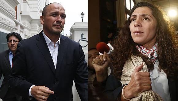 Comisión Belaunde Lossio: Ilan Heredia y Rocio Calderón pasaron a la condición de investigados. (Perú21)