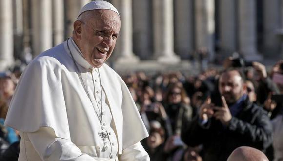 El papa Francisco acudirá a Abu Dabi del 3 al 5 de febrero para participar en un encuentro interreligioso internacional. (Foto: EFE).