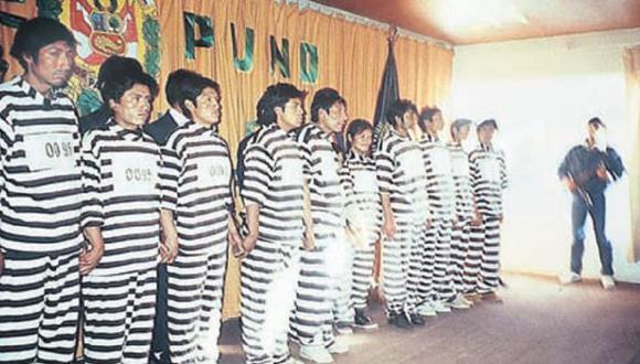 Ya se inició la cuenta regresiva para la excarcelación de los sentenciados por terrorismo. (USI)