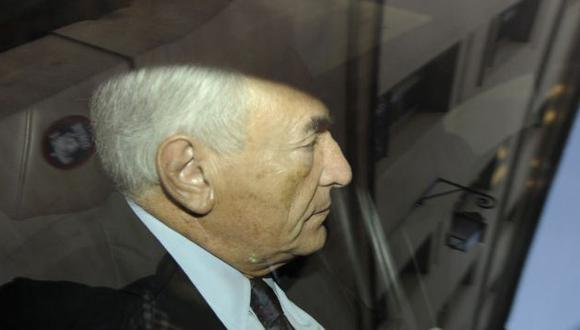 OTRA VEZ. Strauss-Kahn protagonizó en EE.UU. otro escándalo al ser acusado de agresión sexual. (Reuters)
