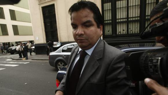 Arbizu también llenó declaración jurada con datos inexactos. (César Fajardo)