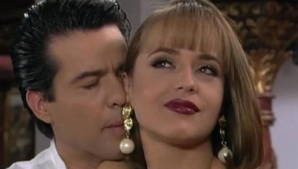 Gabriela Spanic y Miguel de León se casaron en 1997 y se divorciaron en 2002 (Foto: Televisa)