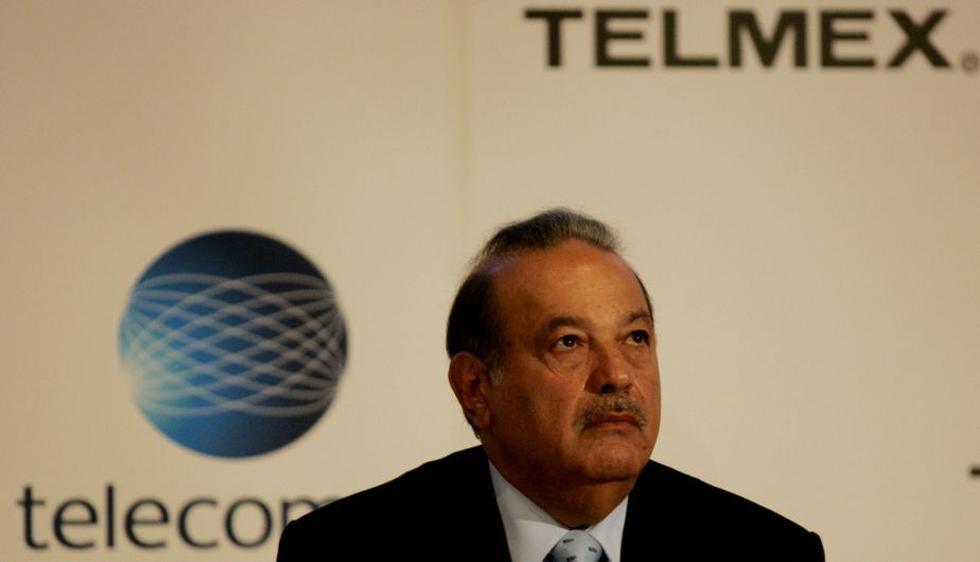 En los 90, Slim compró el 20% de esta empresa telefónica por US$1,7 millones. Hoy en día, Telmex es líder en el mercado mexicano. (Huffington Post)