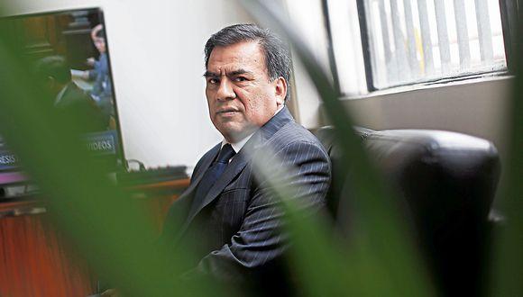 Javier Velásquez Quesquén dice que si el fujimorismo insiste en dirigir el Congreso, la oposición debe presentar una lista alterna. (USI)