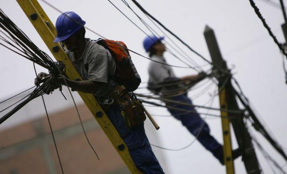 Tras vender los cables, los malos trabajadores denunciaban que habían sido víctimas de asalto. (USI/Referencial)
