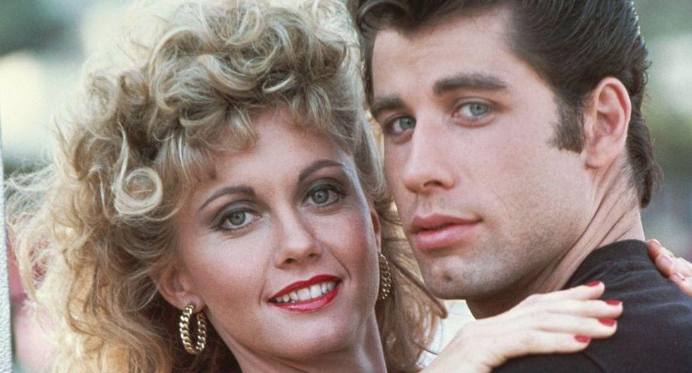 """John Travolta y Olivia Newton-John vuelven a vestirse de """"Grease"""" 40 años después. (Foto: Paramount Pictures)"""