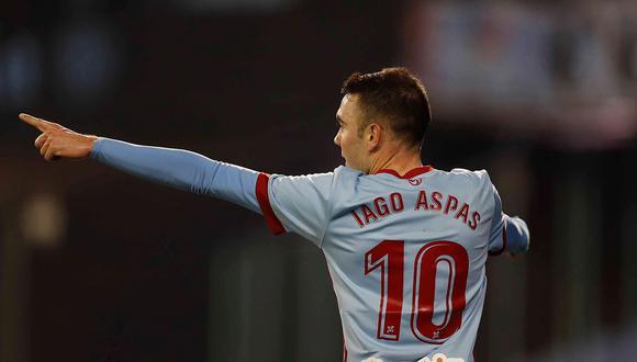 Iago Aspas, de 31 años, sería la nueva apuesta del Real Madrid. (Foto: Atlántico Diario)
