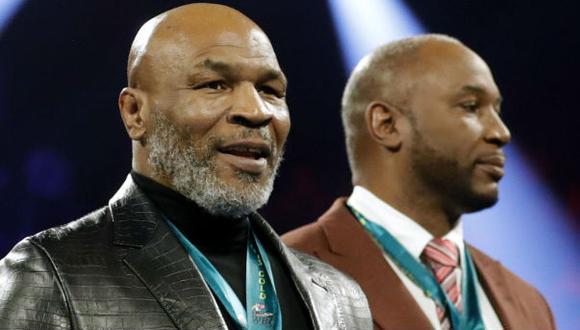 Mike Tyson tiene un registro de 50 victorias (44 nocauts) y 6 derrotas (5 nocauts). (Foto: Agencias)