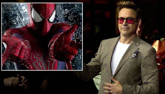 'Avengers': Robert Downey Jr quiere trabajar con Spiderman. (Difusión/AP)