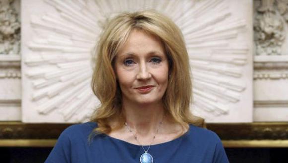 J.K. Rowling corrigió un titular de noticia... ¡Y luego la corrigieron a ella! (EFE)