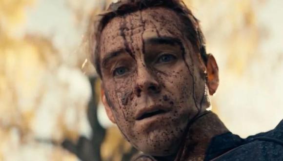 """Homelander es un personaje terrible en """"The Boys"""" y en vez de salvar a la humanidad, mata a gente por diversión  (Foto: Amazon Prime Video)"""
