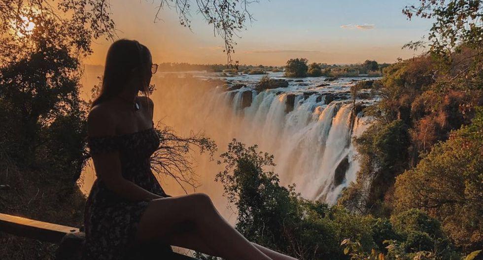 Este es uno de los atardeceres más hermosos jamás registrados. Ella ya tiene más de 23 mil fotos de todas sus aventuras por el mundo. (Foto: Instagram lexielimitless)