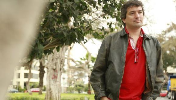 El escritor peruano nos habla de La pena máxima, su nueva novela. (USI)