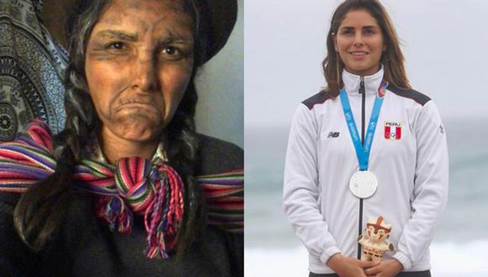 La medallista se ha disculpado a través de su cuenta de Instagram.
