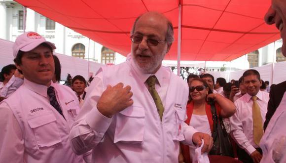 Discrepa de postura de Humala. (Alberto Orbegoso)