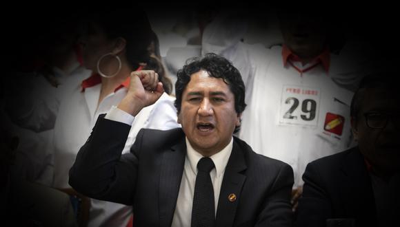 Esta es solo una primera pincelada de las finanzas de la campaña de Perú Libre, partido fundado por el sentenciado exgobernador. (Foto: Eduardo Cavero / GEC)