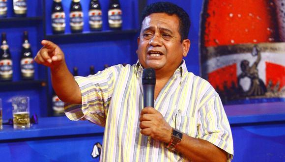 Tony Rosado lanzó insultos contra los venezolanos, acusándolos de ladrones. (Foto: GEC)