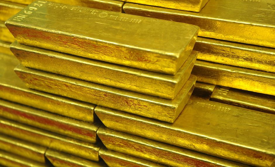 El oro abrió al alza el lunes. (Foto: AFP)