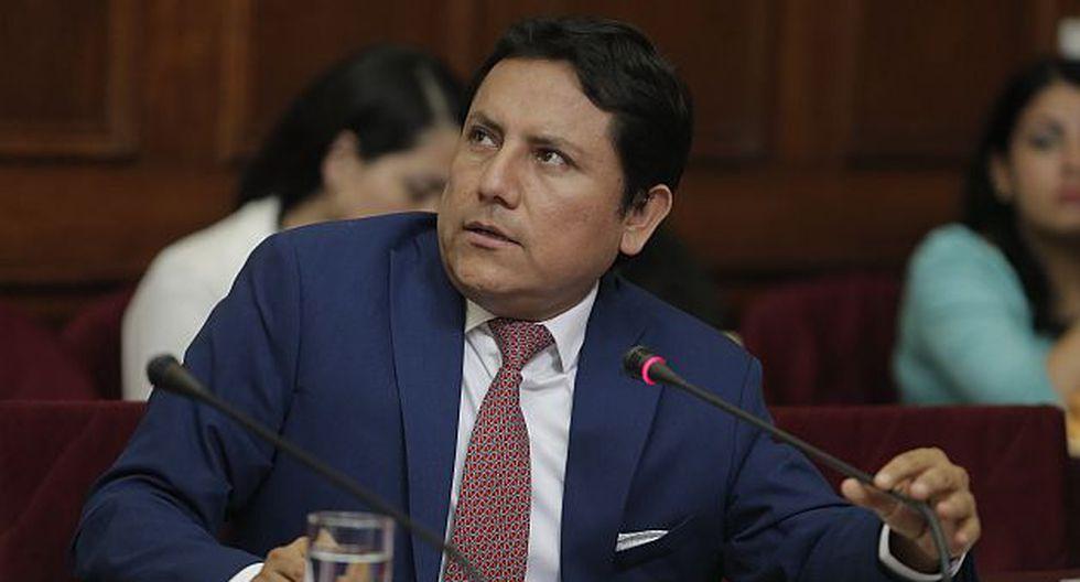Congresista aprista Elías Rodríguez fue solo amonestado por plagio, pese a que se recomendó suspensión. (USI)