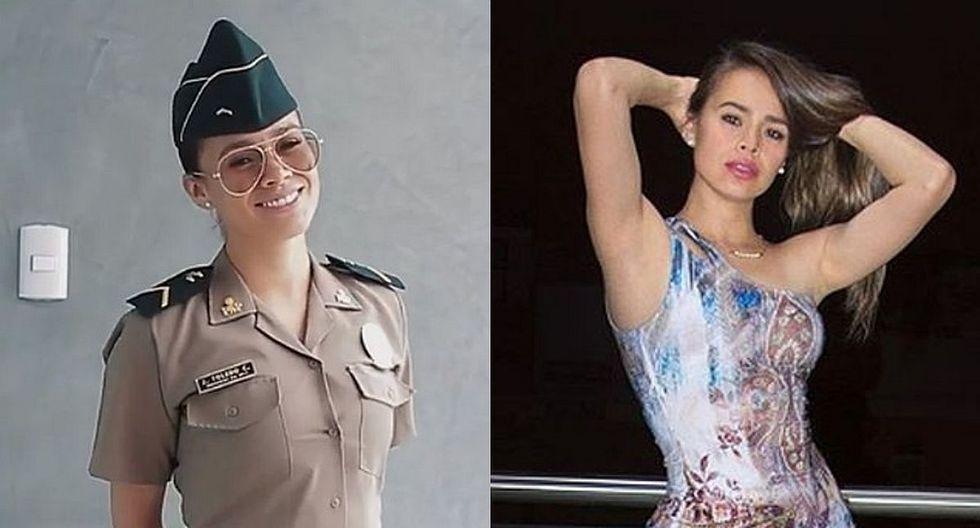 Jossmery Toledo revela la verdadera razón por la que se fue de la Policía Nacional. (Foto: Instagram)