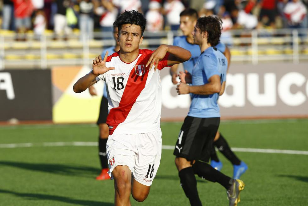 Selección peruana Sub17 (Francisco Neyra/GEC)