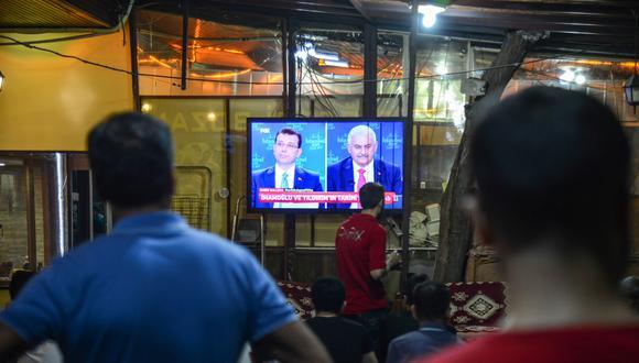 Unos 10,5 millones de electores están llamados a las urnas y se espera una participación masiva, probablemente superior al 83,8 % registrado en marzo. (Foto: AFP)