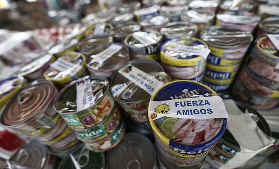 PÉSIMO. En plena emergencia dilataron distribución de alimentos. (USI)