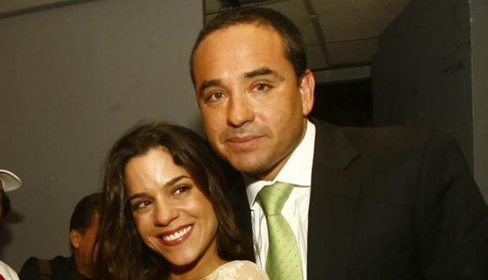 Roberto Martínez y Vanessa Terkes tuvieron un romance en el año 2011. (GEC)