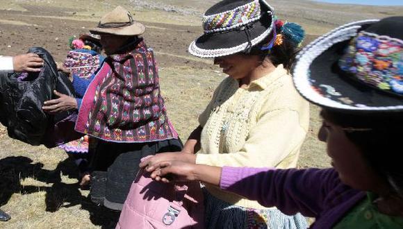 BID lanzará su estrategia para los próximos cuatro años en Huancavelica. (Andina)