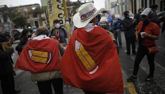 Organización criminal Los Dinámicos del Centro, dedicada al tráfico de brevetes en Junín, pone en aprietos a Perú Libre. (Foto: Joel Alonzo / GEC)