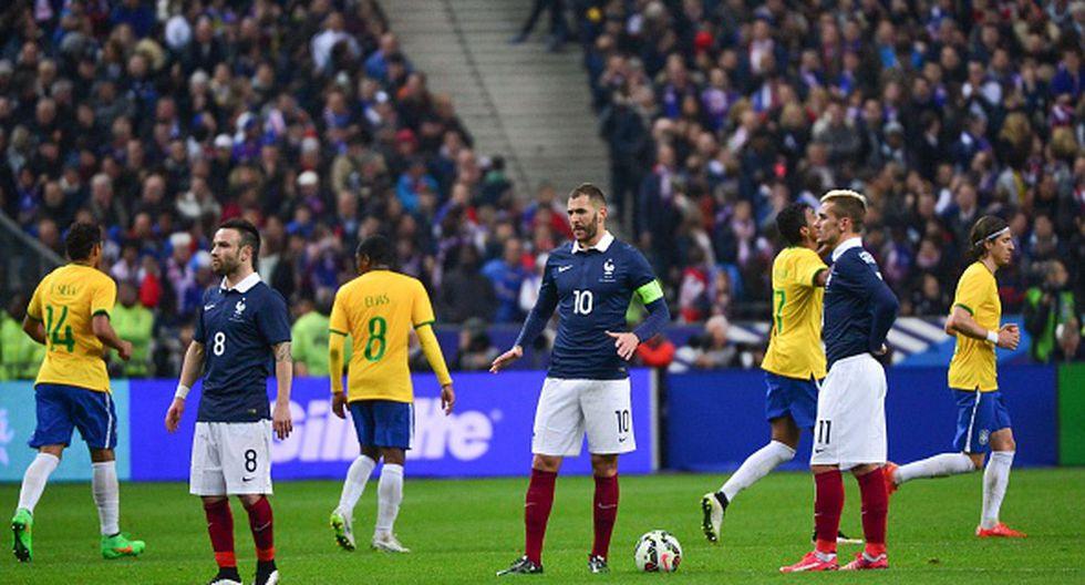Karin Benzema fue separado de la selección francesa. (Getty Images)