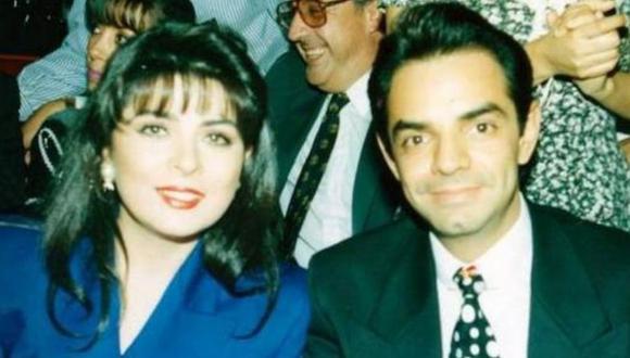 Eugenio Derbez y Victoria Ruffo eran considerados como la pareja perfecta, hasta que el amor se acabó y se convirtió en odio (Foto: Televisa)
